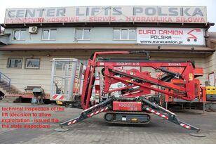 رافعة سلة مفصلية HINOWA Goldlift 1470 - 14 m oil&steel octopussy 1412, cte, teupen, omme