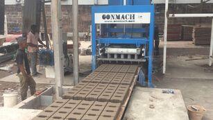 جديدة كتلة ماكينة CONMACH BlockKing-25FSS Concrete Block Making Machine-10.000 units/shift
