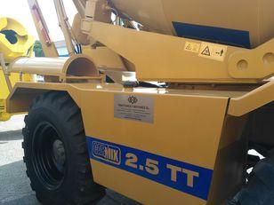 شاحنة خلط الخرسانة CARMIX 2.5 TT