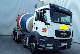 شاحنة خلط الخرسانة MAN TGS 32.360 8x4