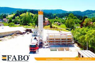 جديد ماكينة صناعة الخرسانة FABO FABO CENTRALE A BETON COMPACT DE 110 M3/H NOUVEAU PROJET TYPE A