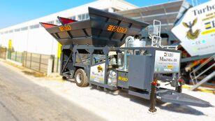 جديد ماكينة صناعة الخرسانة FABO MINIMIX-30 MOBILE CONCRETE PLANT 30 M3/H READY IN STOCK