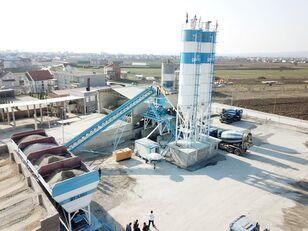 جديد ماكينة صناعة الخرسانة FABO POWERMIX-100 STATIONARY CONCRETE BATCHING PLANT