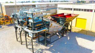 جديد ماكينة صناعة الخرسانة FABO TURBOMIX-120 MOBILE CONCRETE PLANT READY IN STOCK