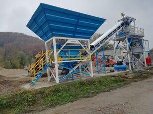 جديد ماكينة صناعة الخرسانة PROMAX محطة خلط الخرسانة المدمجة C60-SNG-PLUS (60 م 3 / ساعة)