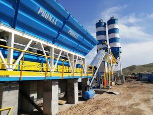 جديد ماكينة صناعة الخرسانة PROMAX Compact Concrete Batching Plant C100-TWN-LINE (100m3/h)