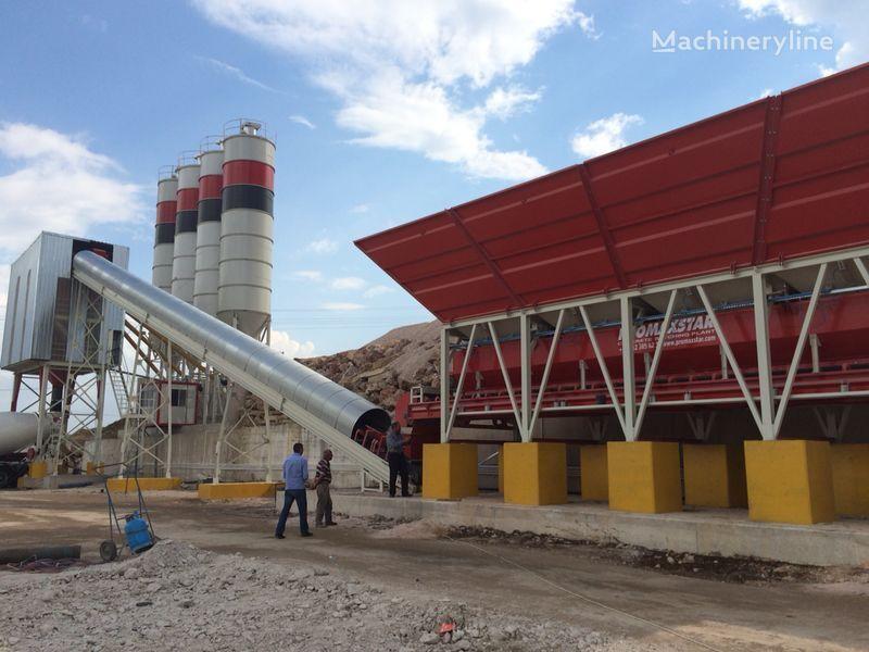 جديد ماكينة صناعة الخرسانة PROMAX  STATIONARY Concrete Batching Plant S160-TWN (160m3/h)
