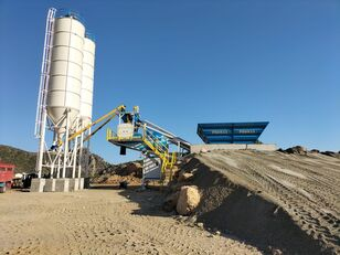 جديد ماكينة صناعة الخرسانة PROMAX МОБИЛЬНЫЙ БЕТОННЫЙ ЗАВОД  M60-SNG (60 м³/ч)