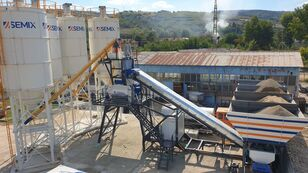 جديد ماكينة صناعة الخرسانة SEMIX Mobile 120-135 Y MOBILE CONCRETE BATCHING PLANTS 120-135m³