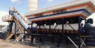 جديد ماكينة صناعة الخرسانة SEMIX  Mobile 60 S4 MOBILE CONCRETE BATCHING PLANTS 60m³/h