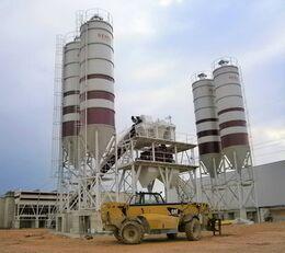 جديد ماكينة صناعة الخرسانة SEMIX STATIONARY CONCRETE BATCHING PLANTS 200