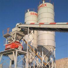 جديد ماكينة صناعة الخرسانة SEMIX Stationary 130 STATIONARY CONCRETE BATCHING PLANTS 130m³/h