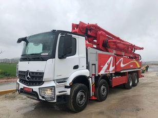 جديد مضخة الخرسانة KCP 46m - AROCS 4143 8x4/4 - Mercedes-Benz - NUEVO -