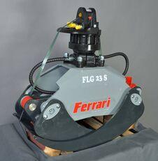 شاحنة رافعة FERRARI Holzgreifer FLG 23 XS + Rotator FR55 F