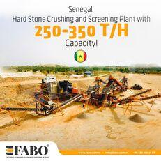 جديد كسارة FABO STATIONARY CRUSHING & SCREENING PLANT 250-350 TPH