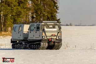 جديدة مركبة برمائية لكل أنواع الطرق Hagglunds BV206 D6