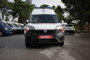 جديد الميكروباصات سيارة الإسعاف FIAT DOBLO MAXİ XL WİTH EQUİPMENT