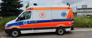 الميكروباصات سيارة الإسعاف MERCEDES-BENZ SPRINTER