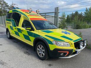 الميكروباصات سيارة الإسعاف VOLVO Nilsson XC70 D5 AWD - AMBULANCE/Krankenwagen/Ambulanssi