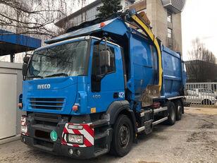 شاحنة جمع ونقل النفايات IVECO Stralis AD